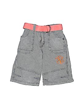 Naartjie Kids Khaki Shorts Size 4