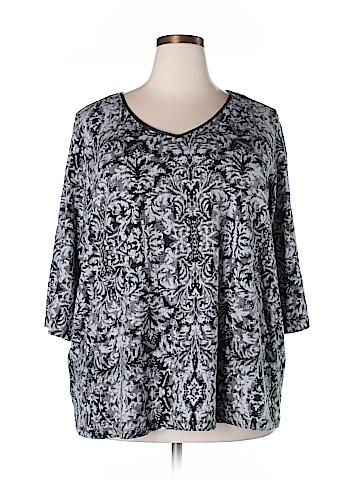 Catherines 3/4 Sleeve Top Size 22 - 24W (Plus)