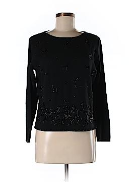 Eddie Bauer Wool Pullover Sweater Size L (Petite)