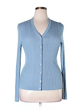 Brooks Brothers Silk Cardigan Size XL