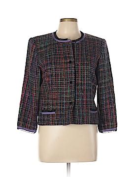 Sara Campbell Silk Blazer Size 10