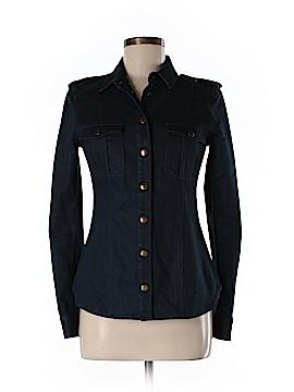 Burberry Prorsum Long Sleeve Button-Down Shirt Size 42 (IT)