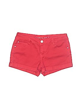 Celebrity Pink Denim Shorts Size 9