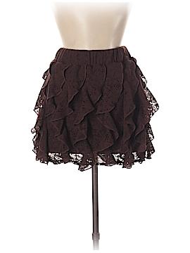 Blue Asphalt Casual Skirt Size M