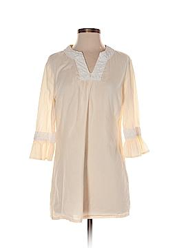 Ellie Kai 3/4 Sleeve Blouse Size 4