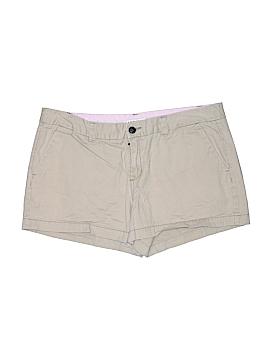 Merona Khaki Shorts Size 14