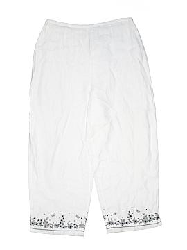 Norton McNaughton Linen Pants Size M
