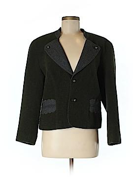 Lizwear by Liz Claiborne Wool Blazer Size 8