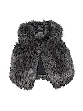 Vince. Faux Fur Vest Size 6