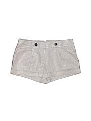 Plastic Island Women Dressy Shorts Size M