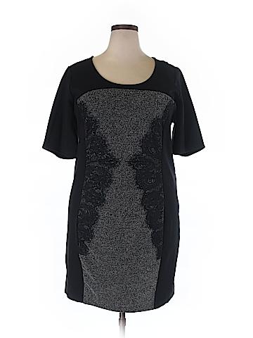 Lane Bryant Casual Dress Size 24 Plus (6) (Plus)