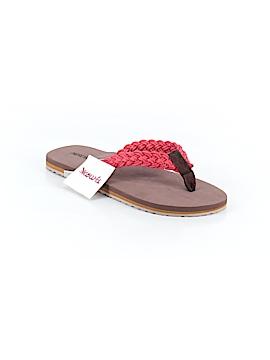 Aerosoles Flip Flops Size 5