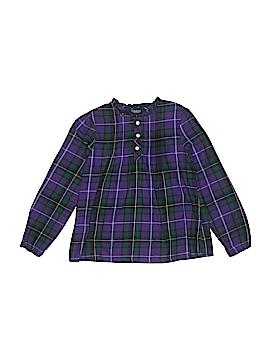 Chaps Long Sleeve Blouse Size 6