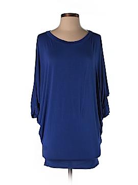 Pink Blush 3/4 Sleeve T-Shirt Size S
