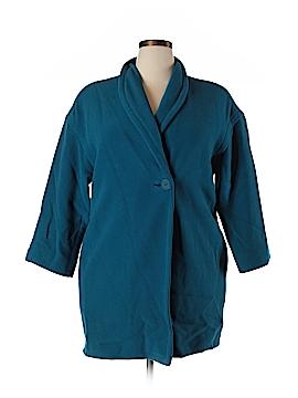 Krizia Wool Coat Size 36 (EU)