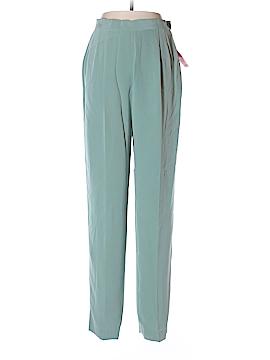 Josephine Chaus Silk Pants Size 4