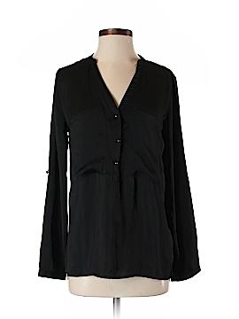Amisu Long Sleeve Blouse Size S