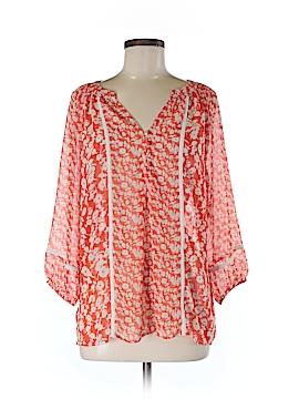 Milano 3/4 Sleeve Blouse Size M