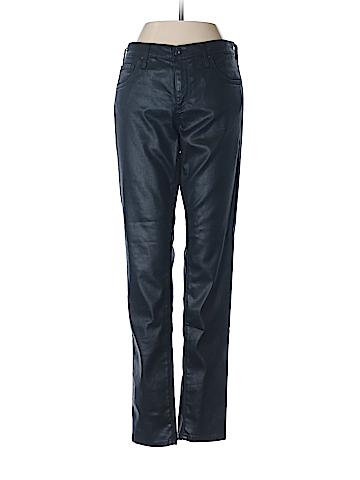 Adriano Goldschmied Faux Leather Pants 29 Waist