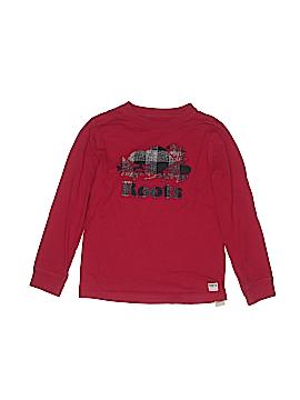 Roots Kids Long Sleeve T-Shirt Size 8