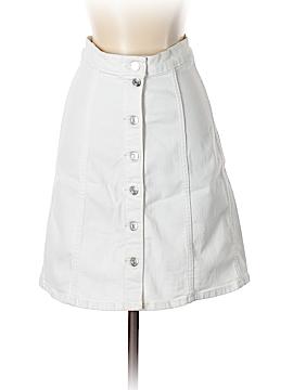 J. Crew Denim Skirt 24 Waist