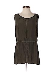 Calvin Rucker Women Sleeveless Blouse Size XS