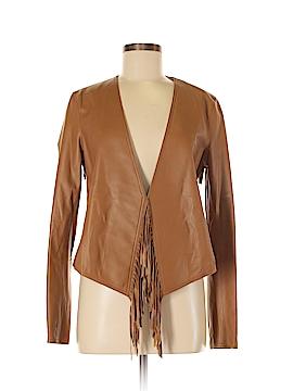 Derek Lam Leather Jacket Size 8