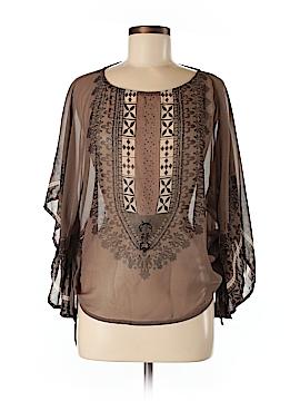 Vero Moda Short Sleeve Blouse Size Med - Lg