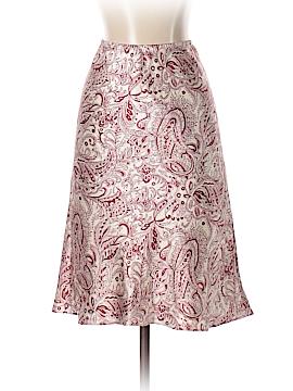 Banana Republic Silk Skirt Size 4