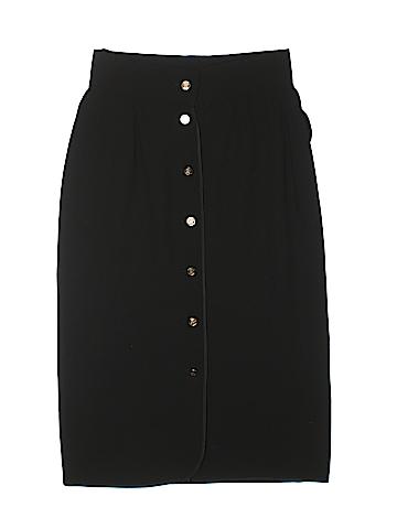Chanel Wool Skirt Size 34 (EU)