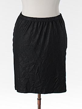 Karen Kane Faux Leather Skirt Size 1X (Plus)