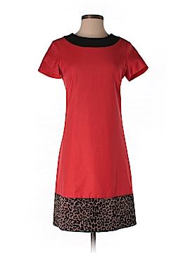 Pink Tartan Casual Dress Size 0