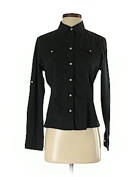 Ashworth Long Sleeve Button-Down Shirt Size S
