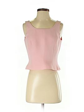 Tahari Sleeveless Blouse Size 4 (Petite)