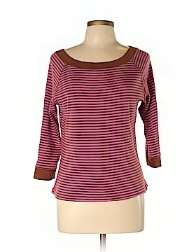Isaac Mizrahi 3/4 Sleeve T-Shirt Size L