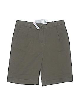 Lacoste Khaki Shorts Size 36 (EU)