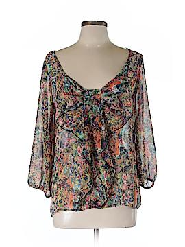 Lovely Day 3/4 Sleeve Blouse Size L