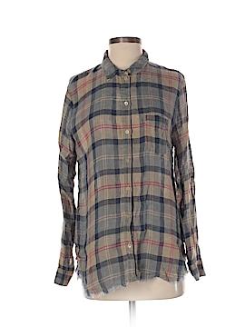 Stateside Long Sleeve Button-Down Shirt Size XS
