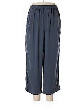Eileen Fisher Silk Pants Size 1X (Plus)