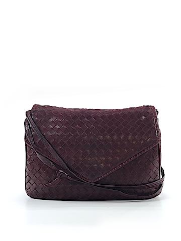 Bottega Veneta Leather Satchel One Size