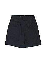 School Apparel Inc. Girls Khaki Shorts Size 12