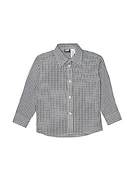 Star Wars Long Sleeve Button-Down Shirt Size 6
