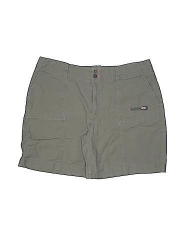Eddie Bauer Khaki Shorts Size 32 (Plus)