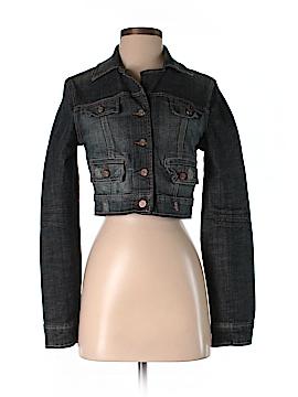 See Thru Soul Denim Jacket Size XS
