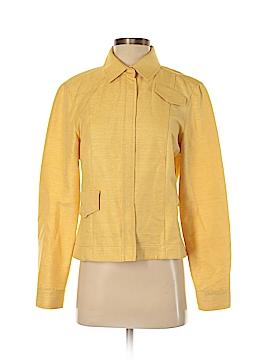 Akris punto Silk Blazer Size 8