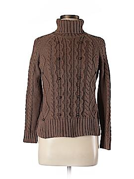 Relativity Turtleneck Sweater Size M (Petite)