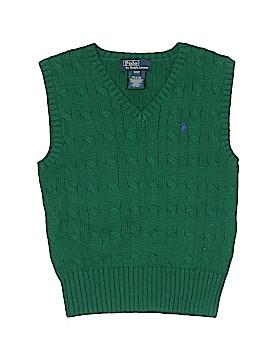 Polo by Ralph Lauren Sweater Vest Size 3T