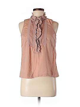 J. Crew Factory Store Sleeveless Blouse Size 6 (Petite)
