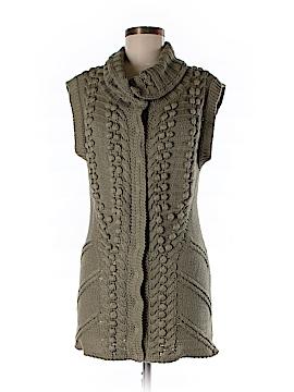 Cotton by Autumn Cashmere Cardigan Size L