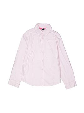 Gap Kids Long Sleeve Button-Down Shirt Size 6-7